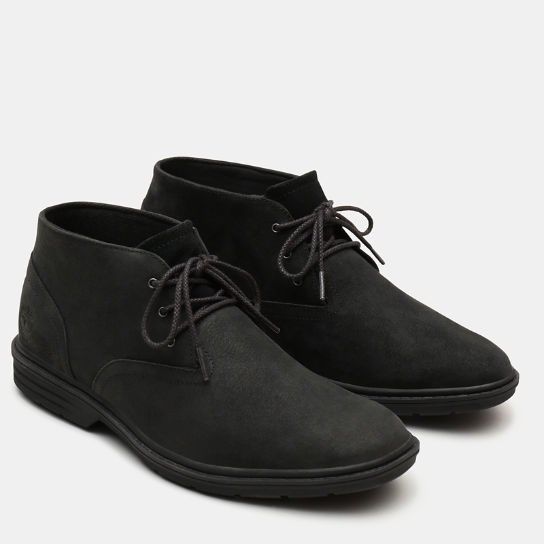 Sawyer Lane Chukka for Men in Black | Timberland