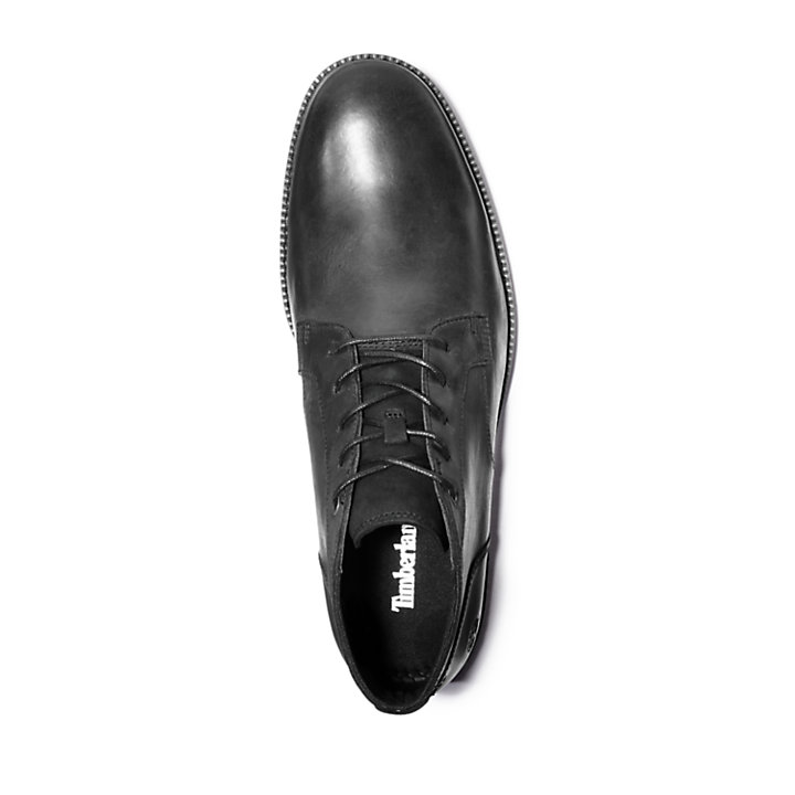 Lafayette Park Chukka for Men in Black-