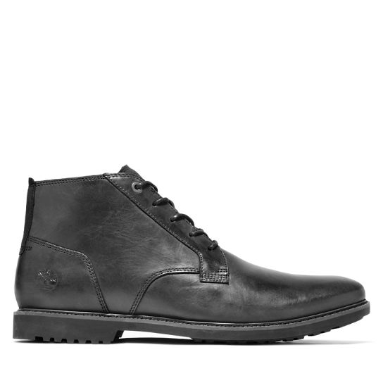 Lafayette Park Chukka for Men in Black | Timberland
