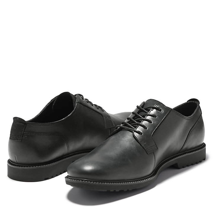 Lafayette Park Oxford for Men in Black-