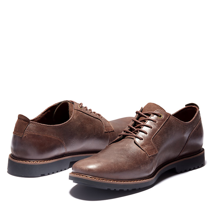 Lafayette Park Oxford for Men in Brown-