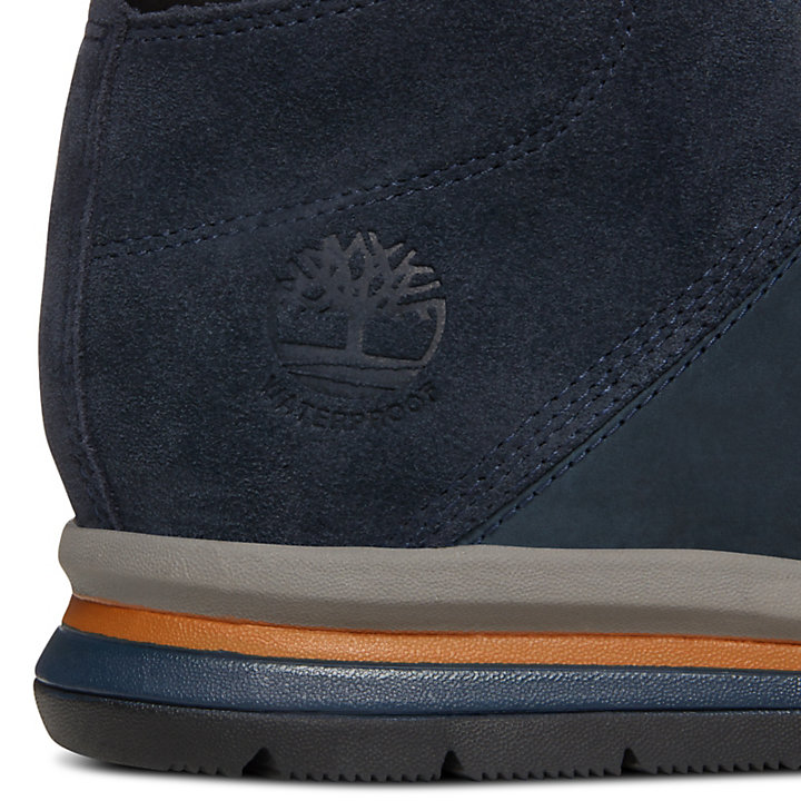 GT Rally Hiking Boot for Men in Navy-