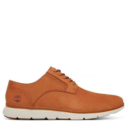 Men's Franklin Park Brogue Oxford Light Brown | Timberland