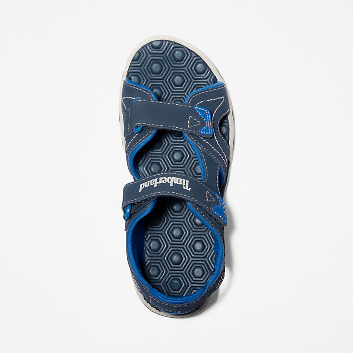 Sandale Adventure Seeker junior en bleu marine/bleu-