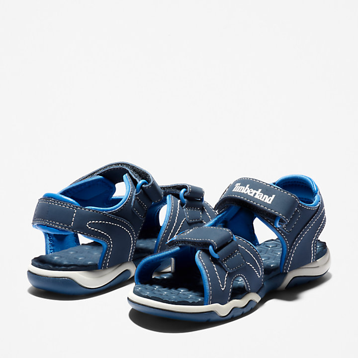 Adventure Seeker Sandal for Junior in Navy/Blue-