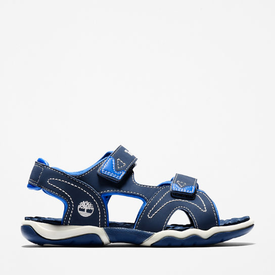 Adventure Seeker Sandal for Junior in Navy/Blue | Timberland