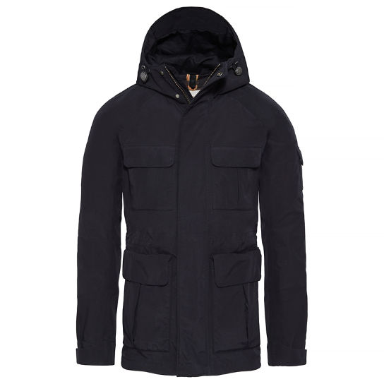 Herren Gore-Tex™ Mount Isolation Jacket Schwarz | Timberland