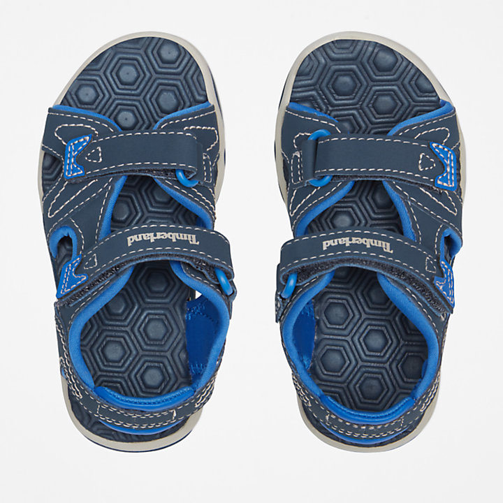 Adventure Seeker Sandal for Toddler in Blue-