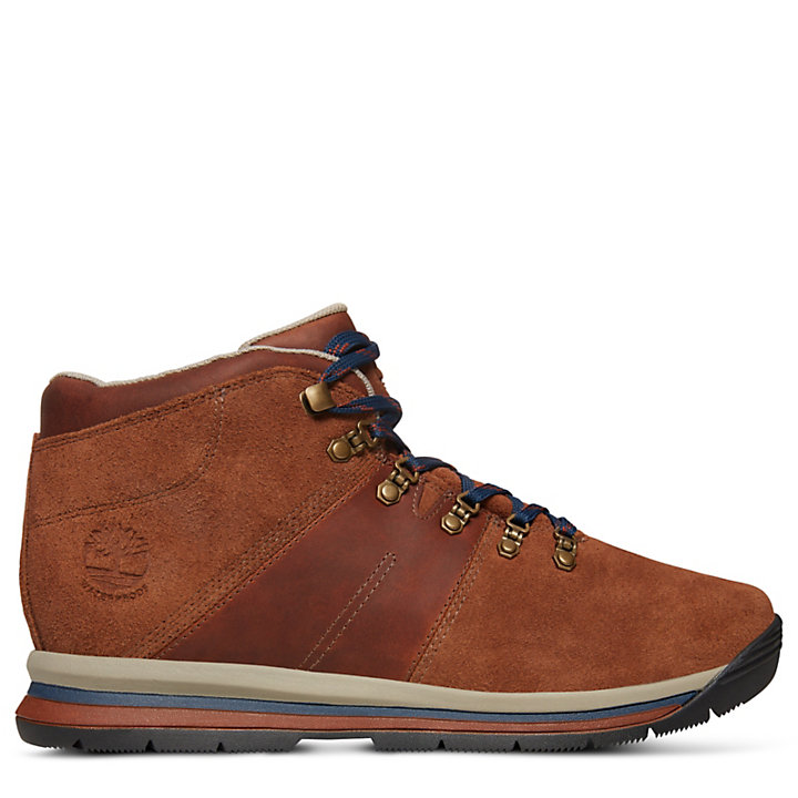 GT Rally Hiking Boot for Men in Brown-