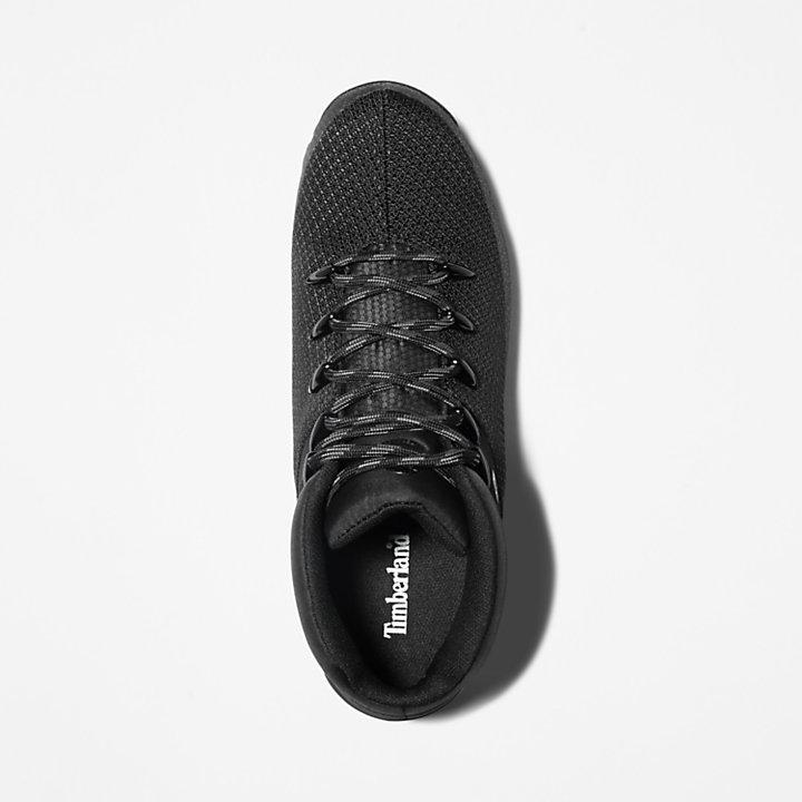 Bota de Montaña Euro Sprint para Hombre en color negro-