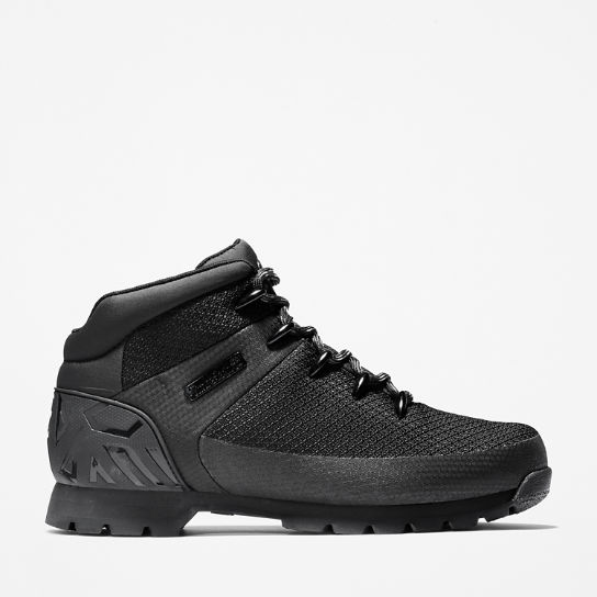Euro Sprint Hiker for Men in Black | Timberland