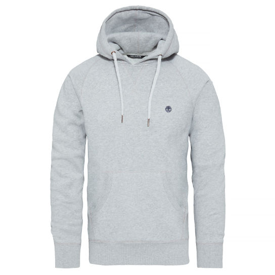 Men's Exeter River Hoodie Grey | Timberland