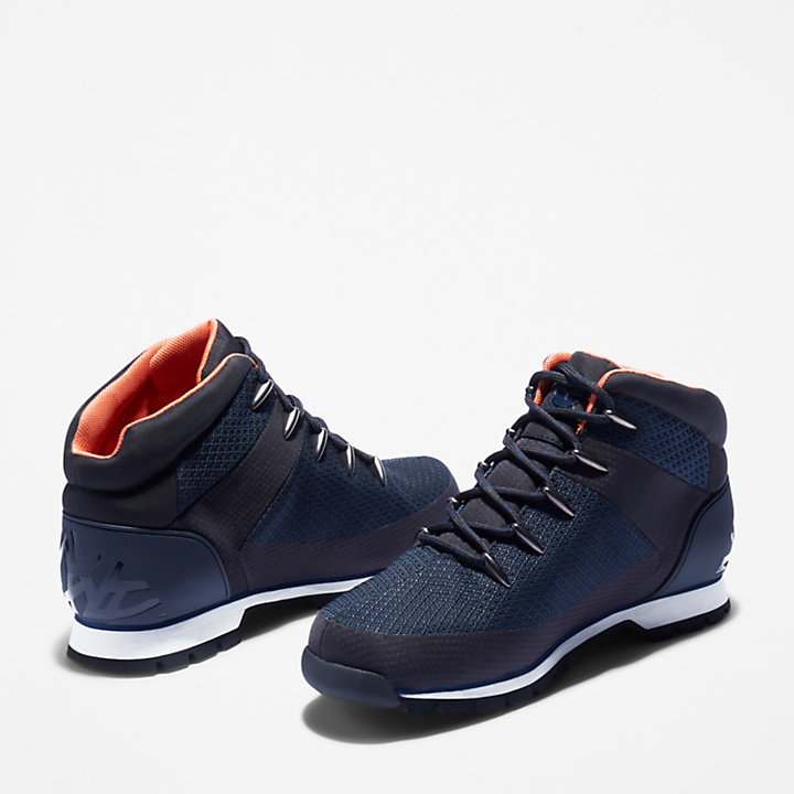 Euro Sprint Mid Hiker for Men in Navy-
