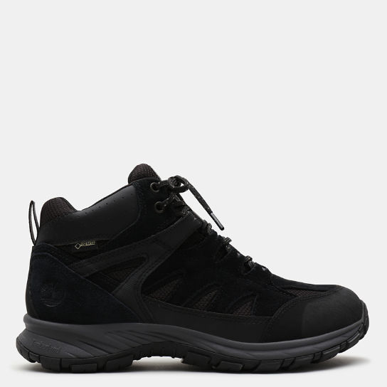Sadler Pass Sneaker for Men in Black | Timberland