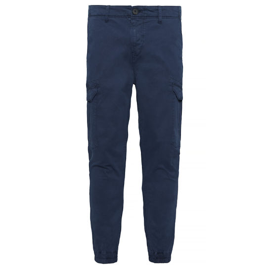 Lovell Lake Cargo Trousers Nachtblauw Heren | Timberland