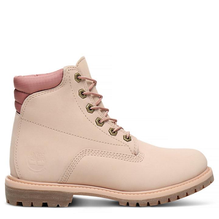 Waterville 6-Inch Stiefel für Damen in Pink-