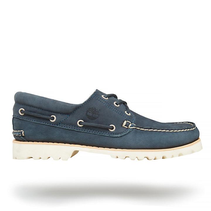 2461c2fc284739 Chilmark 3-Eye Chaussure bateau Homme Bleu marine | Timberland