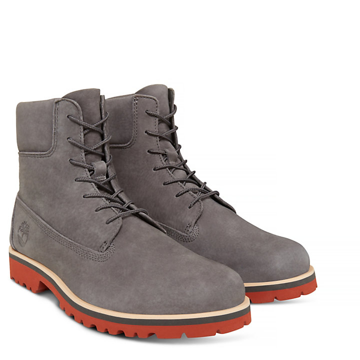 8c143bad Men's Chilmark 6-Inch Boot Grey | Timberland