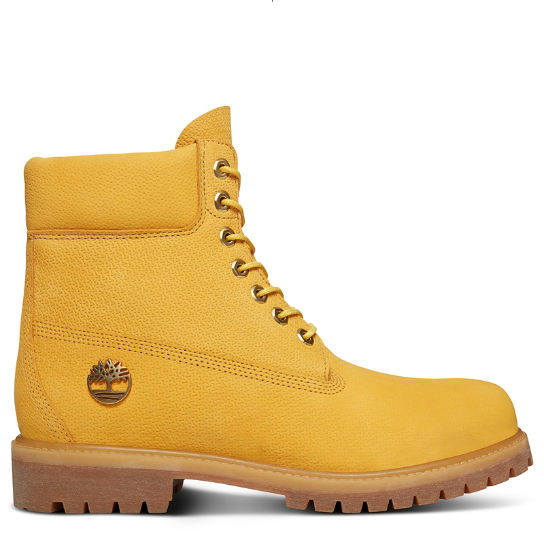 6-inch Boot Premium pour homme en jaune | Timberland