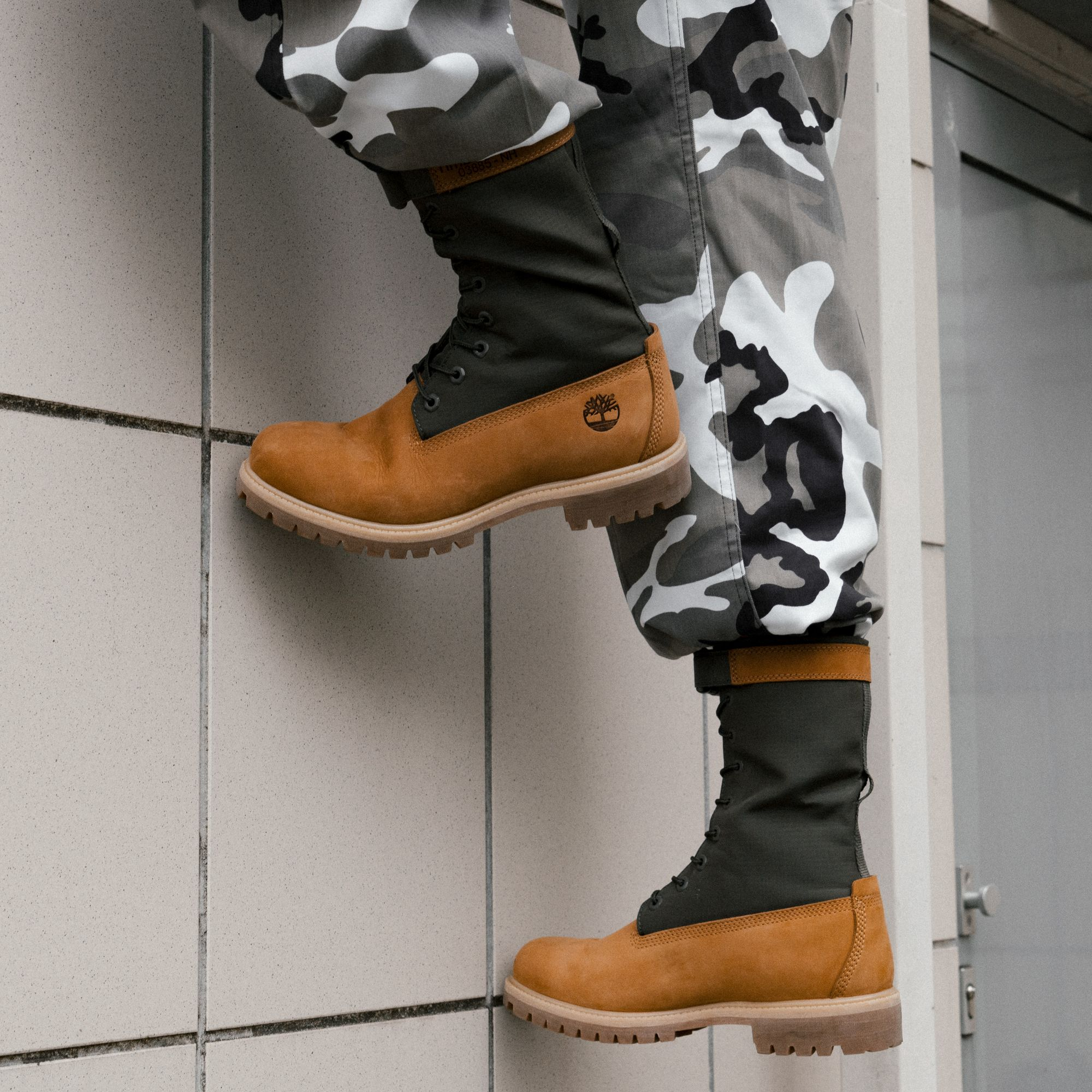 Timberland 6 Inch Gaiter Boot For Men In Yellowgrey At 165 Love