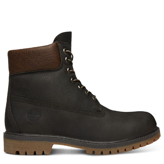 45th Anniversary 6 Inch Boot for Men in Black | Timberland