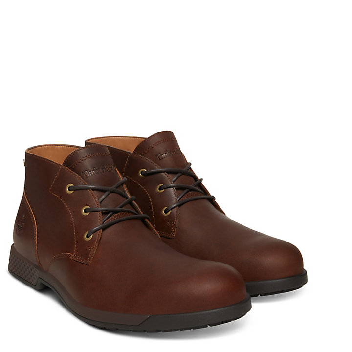 City's Edge Gore-Tex® Chukka for Men in Brown-