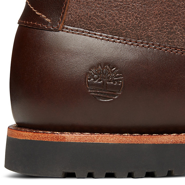 Kendrick Warm Lined Boot for Men in Brown-
