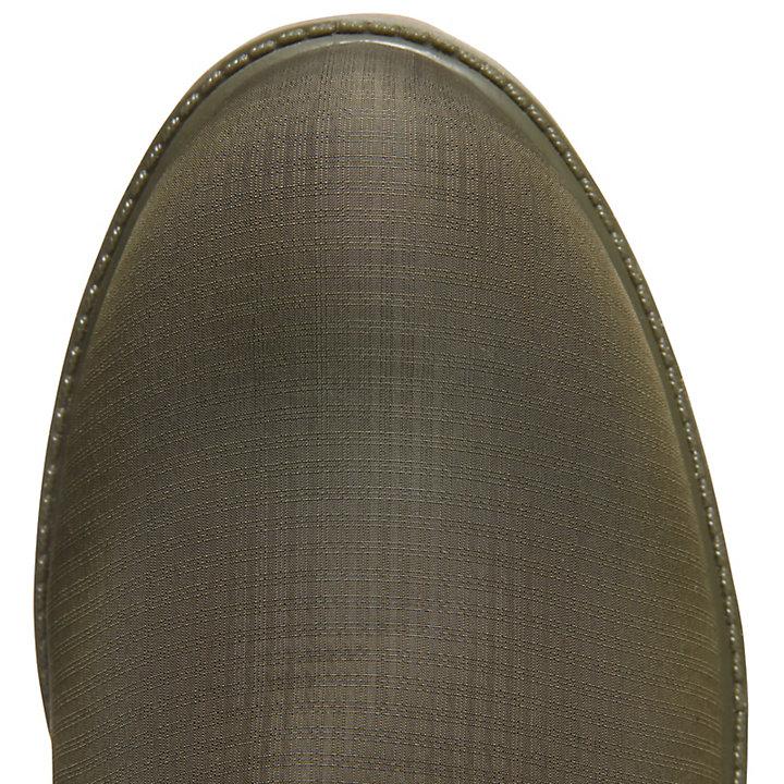 Fabric 6-Inch-Herrenstiefel in Dunkelgrün-