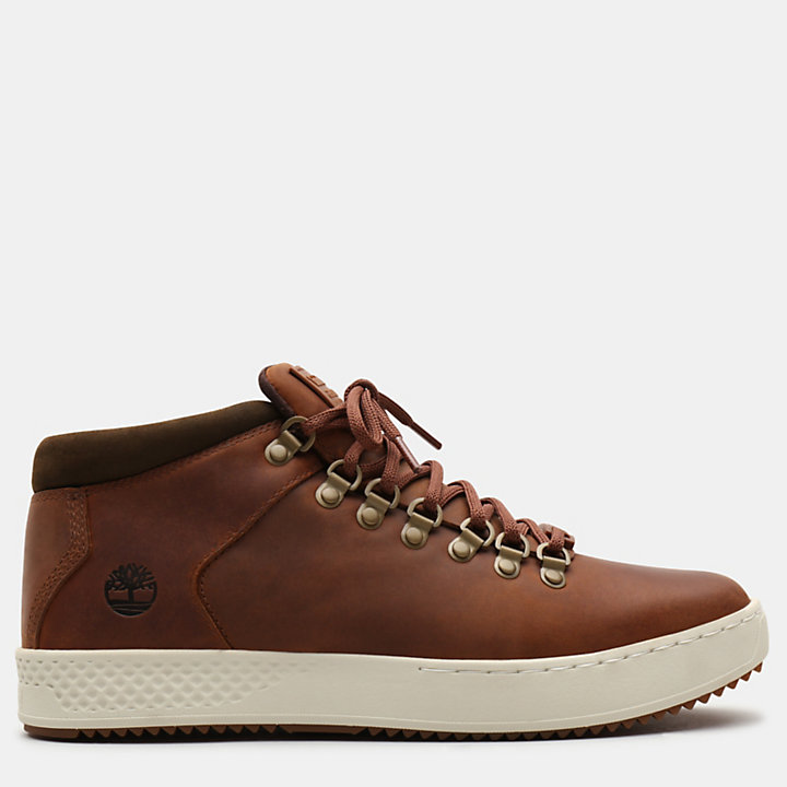 CityRoam Alpine Chukka for Men in Brown-