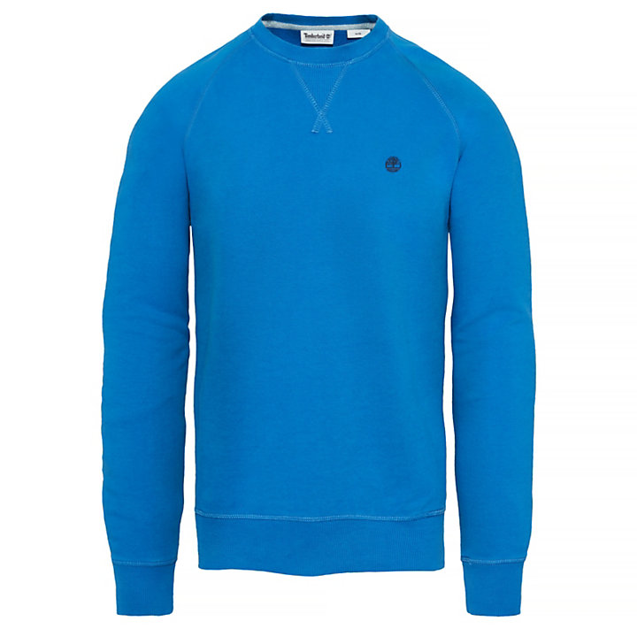 Exeter River Sweatshirt Heren Blauw-