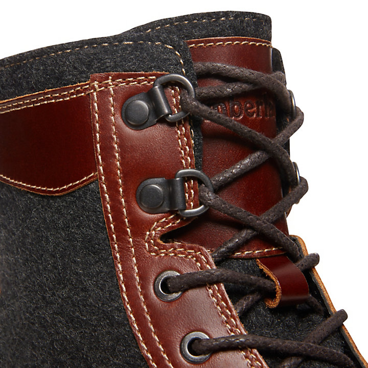 NXTwool™ Britton Hill 6-inch Boot pour homme en marron/gris-