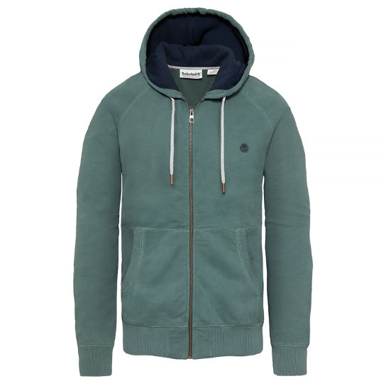Men's Exeter River Hoodie Green | Timberland