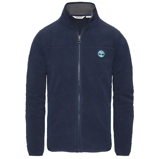 Men's Whiteface River Polar Fleece Blue | Timberland
