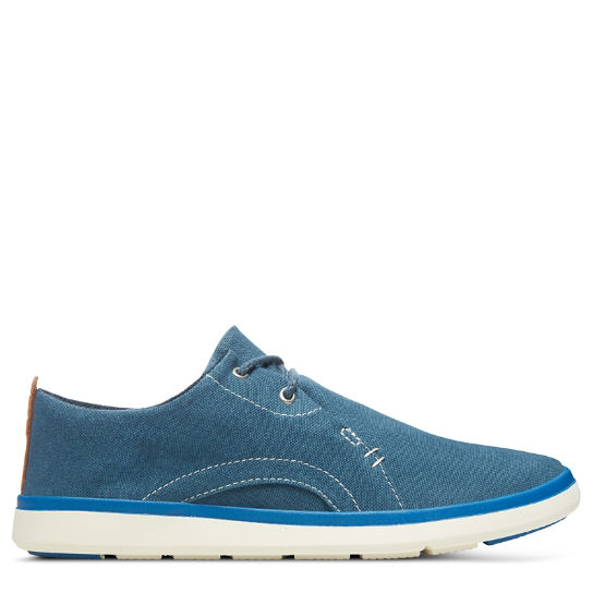 Gateway Pier Oxford Shoe Junior Bleu marine | Timberland