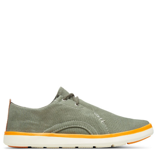 Gateway Pier Oxford for Junior in Green | Timberland