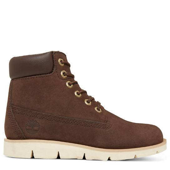 6-inch Boot Junior Donkerbruin | Timberland