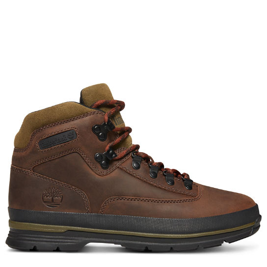 Euro Hiker Hiking Boot for Men in Brown | Timberland