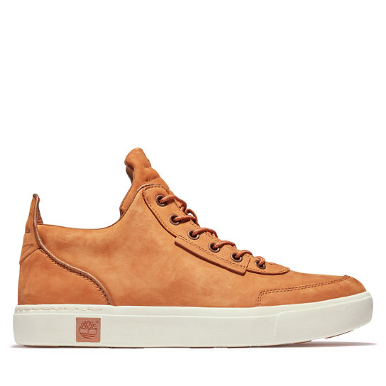 Amherst High-Top Chukka for Men in Brown | Timberland