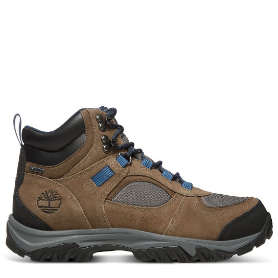Bottine de randonnée Mt. Major en GoreTex® pour homme en marron/gris | Timberland
