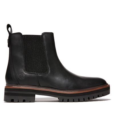 London+Square+Chelsea-Stiefel+f%C3%BCr+Damen+in+Schwarz