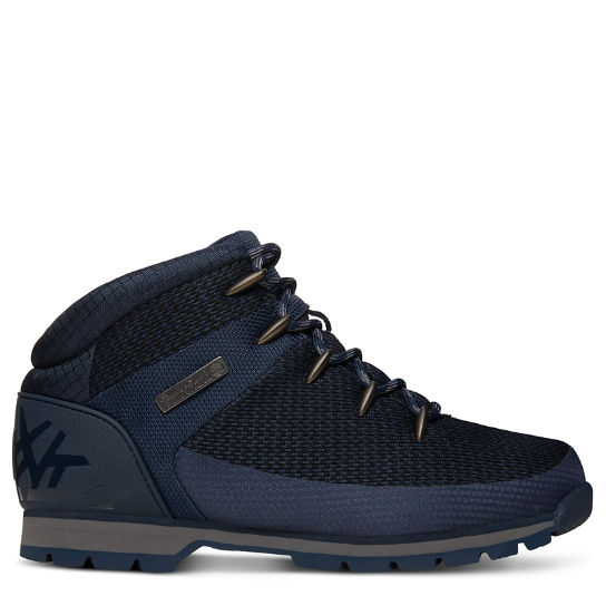 Euro Sprint Fabric Hiker for Men in Navy | Timberland