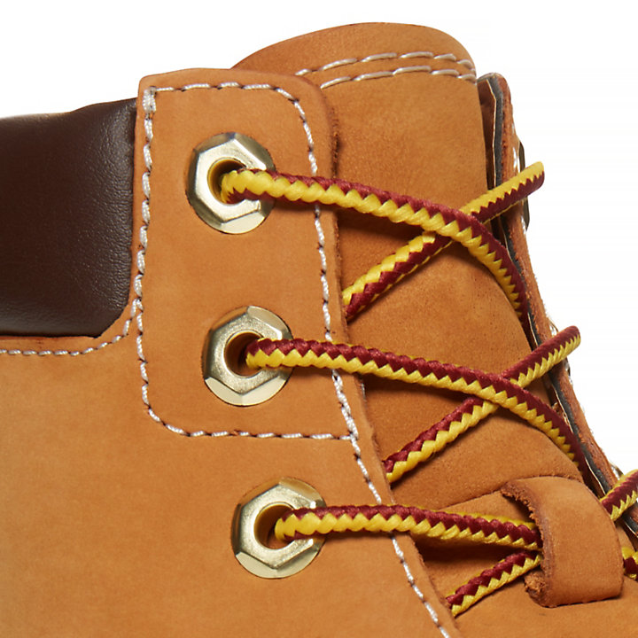 Radford 6 Inch Boot for Junior in Yellow-