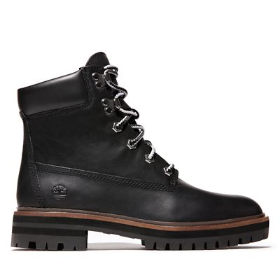 London+Square+6+Inch+Boot+for+Women+in+Black