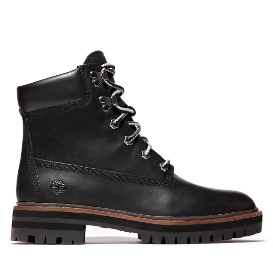 London Square 6 Inch Boot for Women in Black | Timberland