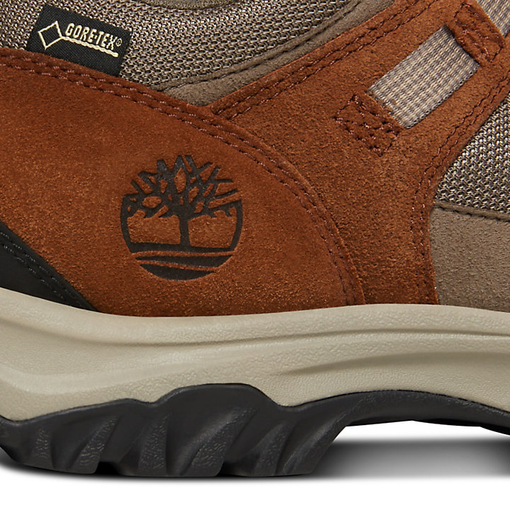 Mt. Major Gore-Tex® Outdoor Shoes for Men in Brown-
