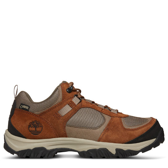 Mt. Major Gore-Tex® Outdoor Shoes for Men in Brown | Timberland