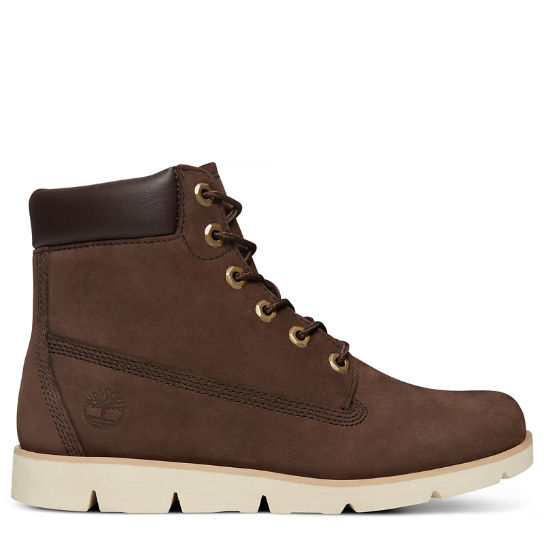 6-Inch Boot Radford junior en marron foncé | Timberland