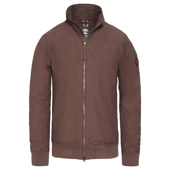 Mount Kearsage Dryvent™ Bomber Homme marron | Timberland