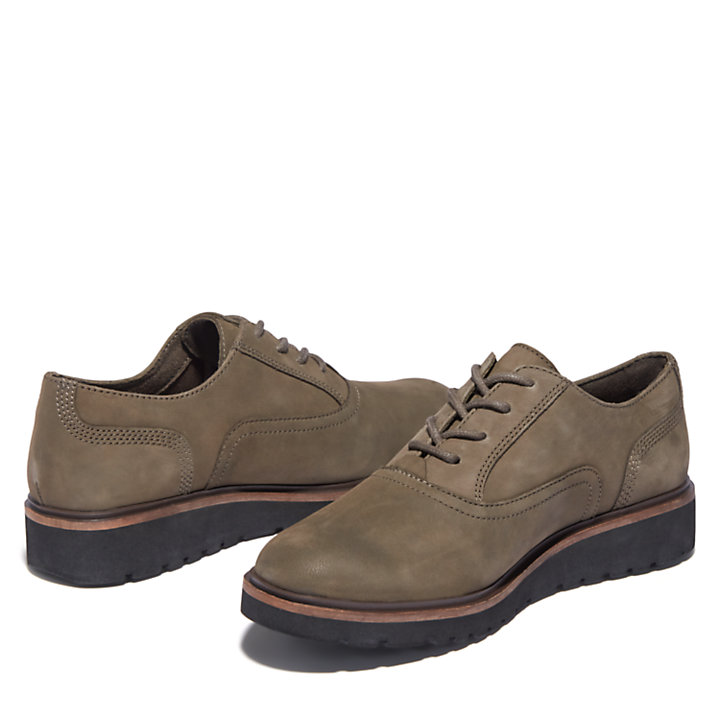 Zapato Oxford Ellis Street para Mujer en gris-