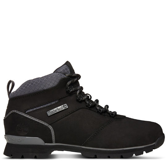 Splitrock 2 Hiker Boot for Men in Black | Timberland
